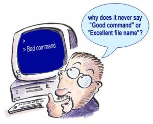 Ask to about Computer Dos Command