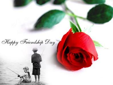 Happy friendship day 7 August 2011