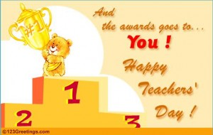 Teachers Day Sms Messages
